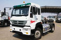 中国重汽 新黄河M5G中卡 240马力 4X2LNG牵引车 卡车图片