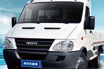 南京依维柯 欧霸K46 140马力 柴油 2.9米单排栏板轻卡(K46-28)