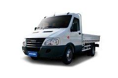 南京依维柯 欧霸K52 140马力 柴油 4.15米单排栏板轻卡(NJ1054CGC) 卡车图片