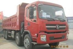 陕汽宝华 轩德重卡 260马力 8X4 7.6米自卸车(SX3314GP3) 卡车图片