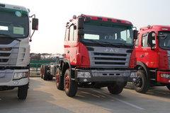 江淮 格尔发A3重卡 375马力 8X4 8米自卸车(HFC3311P1K6H44F)