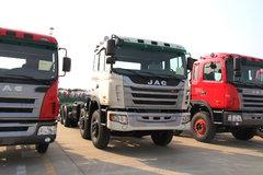 江淮 格尔发K3重卡 375马力 8X4 7米自卸车(HFC3311P1K6H38F) 卡车图片