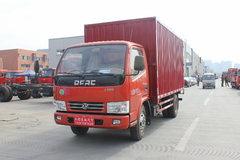 东风 凯普特E300 130马力 4.2米单排厢式轻卡(DFA5080XXY39DBAC) 卡车图片