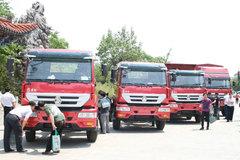 中国重汽 新黄河C5B 220马力 4X2 牵引车(ZZ4184K3616C1) 卡车图片