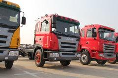 江淮 格尔发K3中卡 160马力 4X2 6.5米排半载货车(底盘)(HFC1161PZ5K1E1AF) 卡车图片