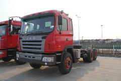 江淮 格尔发K3准重卡 300马力 6X4 5.6米自卸车底盘(HFC3241P1K4E39F) 卡车图片