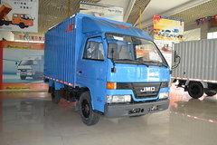 江铃 经典顺达 102马力 3.1米单排厢式轻卡(JX5035XXYXA) 卡车图片