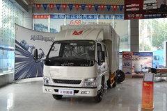 江铃 凯锐 110马力 3.3米双排厢式轻卡(JX5044XXYXSG2) 卡车图片