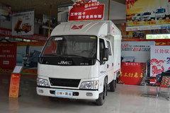 江铃 凯运 102马力 2.1米双排厢式轻卡(JX5034XXYXSA) 卡车图片