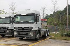 奔驰 Actros重卡 440马力 6X2牵引车(型号2644) 卡车图片