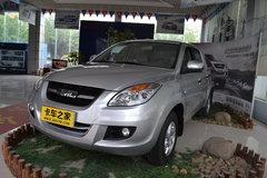 江铃 域虎 2014款 两驱 2.4L柴油 双排皮卡(掀背式)) 卡车图片