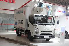 江铃 凯锐 122马力 4X2 冷藏车(长轴小吨位)