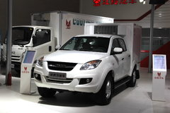 江铃 域虎 122马力 4X2 冷藏车(GL)