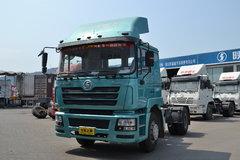 陕汽 德龙F3000重卡 336马力 4X2 牵引车(加强版)(SX4187NR361) 卡车图片