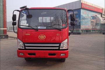 解放 虎V 重载版 154马力 4.85米排半栏板载货车(CA1091P40K2L2E5A84)