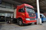青岛解放 新大威重卡 380马力 6X4 LNG牵引车(CA4258P2K15T1NA80)