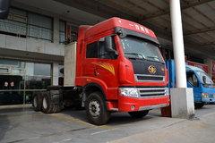 青岛解放 新大威重卡 380马力 6X4 LNG牵引车(CA4258P2K15T1NA80) 卡车图片