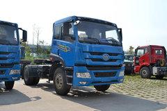 青岛解放 新悍威J5M重卡 220马力 4X2牵引车(大柴)(CA4143P1K2E4A80) 卡车图片