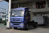 青岛解放 新悍威J5M重卡 260马力 4X2 LNG牵引车(CA4163P1K2NA80)