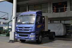 青岛解放 新悍威J5M重卡 260马力 4X2 LNG牵引车(CA4163P1K2NA80) 卡车图片
