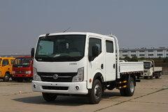 东风 凯普特N300 130马力 3.2米双排栏板轻卡(EQ1040D9BDD) 卡车图片