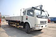 东风 多利卡L系列中卡 160马力 4X2 6.7米排半载货车(DFA1160L11D7)