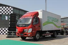福田 奥铃CTX 156马力 5.2米单排厢式轻卡(BJ5089XXY-FA) 卡车图片
