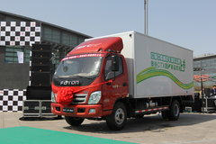 福田 奥铃CTX 156马力 5.15米单排厢式轻卡(BJ5089XXY-FA) 卡车图片