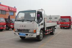 江淮 骏铃K340 115马力 4.2米单排栏板轻卡 卡车图片