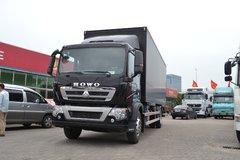 中国重汽 HOWO T5G重卡 280马力 4X2厢式载货车(ZZ5167ZKXM561GD1) 卡车图片