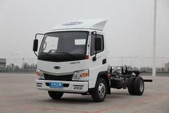 开瑞 绿卡S 129马力 3360轴距单排栏板轻卡底盘(SQR1041H02D) 卡车图片