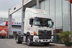 广汽日野 700系列重卡 380马力 4X2牵引车(YC4180SH2PE4) 卡车图片