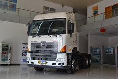 广汽日野 700系列重卡 420马力 6X4牵引车(YC4250SS2PK4) 卡车图片
