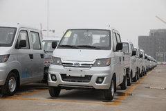 开瑞 优劲 1.2L 80马力 汽油 2米双排栏板式微卡 卡车图片