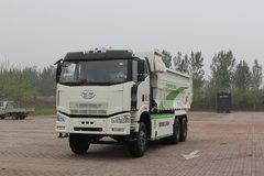 一汽解放 J6P重卡 350马力 6X4 5.8米自卸车(U型斗)(CA3250P66K2L0BT1AE4) 卡车图片