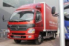 福田 欧马可1系 131马力 4.165米单排厢式轻卡(BJ5049XXY-A1) 卡车图片