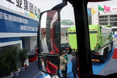 北奔V3M自卸车驾驶室                                               图片
