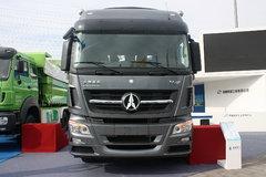北奔 V3HT重卡 375马力 6X4高速物流牵引车(ND42500B33J7) 卡车图片