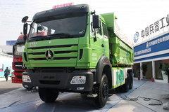 北奔 NG80重卡 336马力 6X4 5.6米自卸车(城市渣土车)(ND5250ZLJZ04) 卡车图片