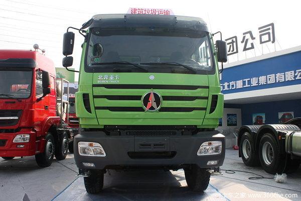 北奔 NG80重卡 350马力 6X4 5.8米自卸车