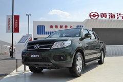 黄海 N1 豪华型 2.4L汽油 皮卡 卡车图片