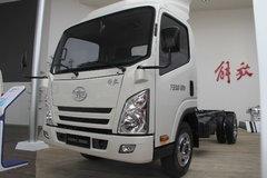 一汽通用 F330速豹 130马力 3260轴距单排轻卡底盘(CA1043PK45L2E1-1) 卡车图片