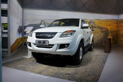 江铃 域虎 2014款 四驱 2.4L柴油 双排皮卡(SLX) 卡车图片