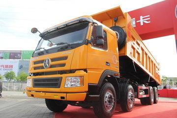 大运 新N8E重卡 310马力 8X4 7.2米自卸车(CGC3310D5DDED)