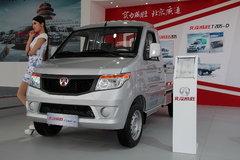 北汽 威旺 2014款 1.0L 61马力 汽油 2.5米单排栏板微卡(T205-D) 卡车图片