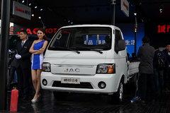 江淮 康铃X6 136马力 柴油 单排栏板微卡 卡车图片