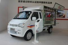 东风小康 K01H 2014款 1.21L 87马力 柴油 2.4米排半厢式微卡 卡车图片