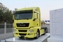 曼(MAN) TGX系列重卡 480马力 6X2R牵引车(型号:28.480) 卡车图片