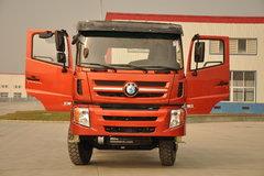重汽王牌 W5G重卡 340马力 6X4 5.6米自卸车(CDW3250A2S4) 卡车图片
