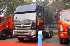 重汽王牌 W5G重卡 375马力 6X4牵引车(CDW4250A1T4) 卡车图片